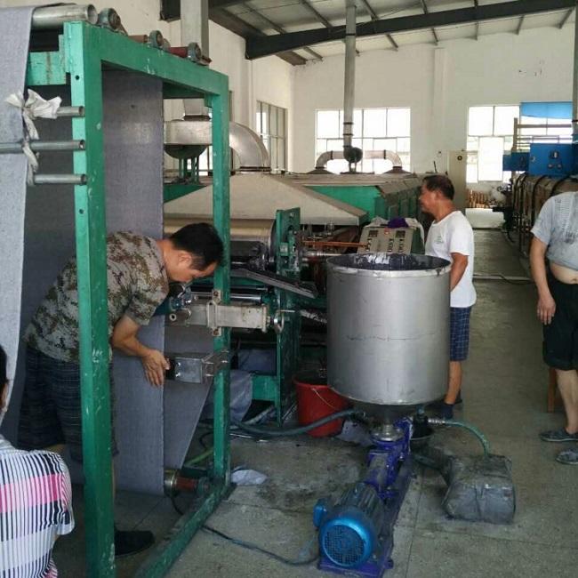 龙铁纺织印染吸毛用罗茨真空泵